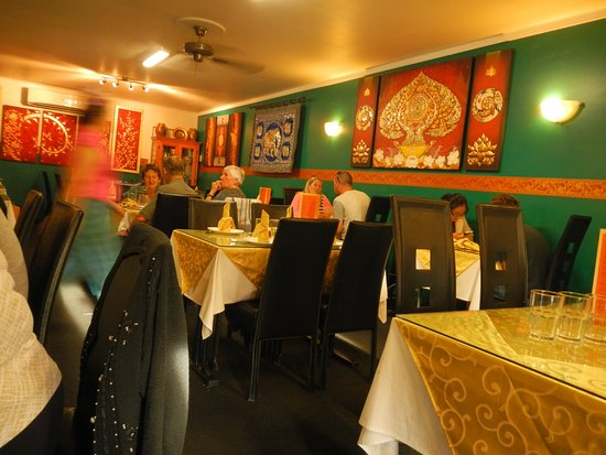Nakontong Thai Restaurant at Thames Picture