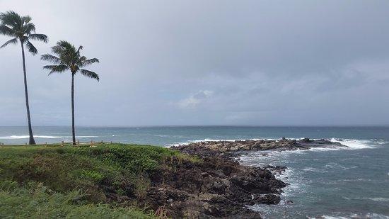 Kapalua, Hawaje: beautiful coastline