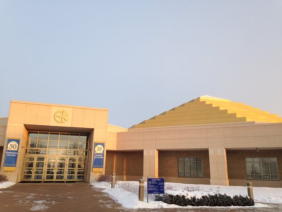 Chanhassen, Minnesota: Temple of ECK, November 2015