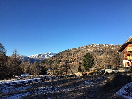 Rennweg, Austria: Blick in die Hafnergruppe