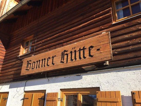 Rennweg, Austria: Uriges Hüttenflair