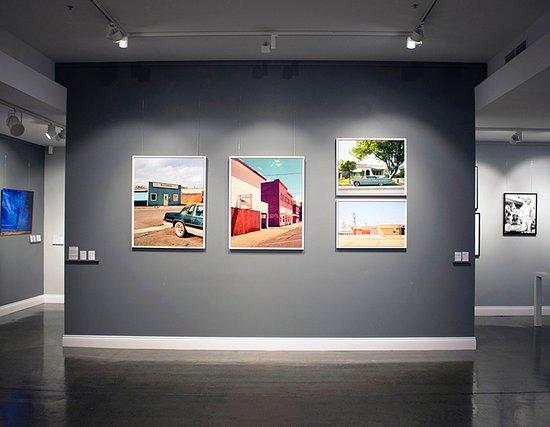 Richmond, Australia: LUMAS Gallery. Americana Exhibition showcasing Sarah Johanna Eick