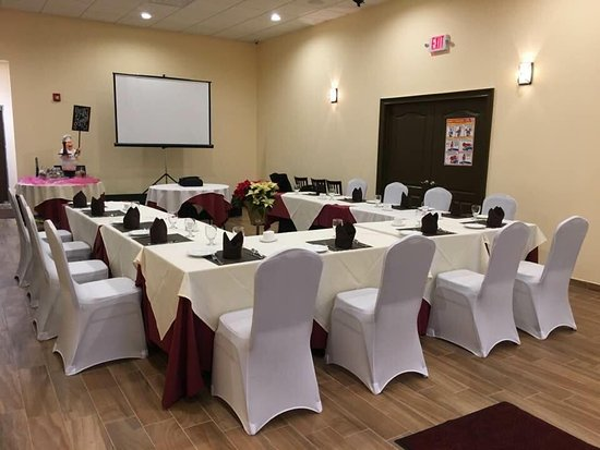 Parsippany, نيو جيرسي: HOPE YOU WILL ENJOY OUR BANQUET HALL