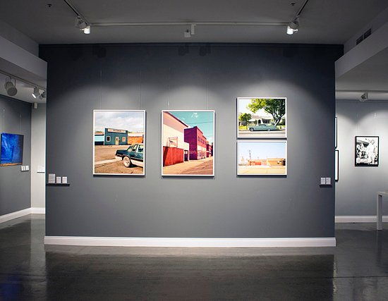 Richmond, Avustralya: LUMAS Gallery - American Exhibition Representing Sarah Johanna Eick