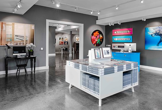 LUMAS Gallery in Richmond