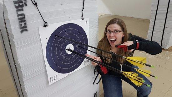 Yukon, OK: Hitting The Target!