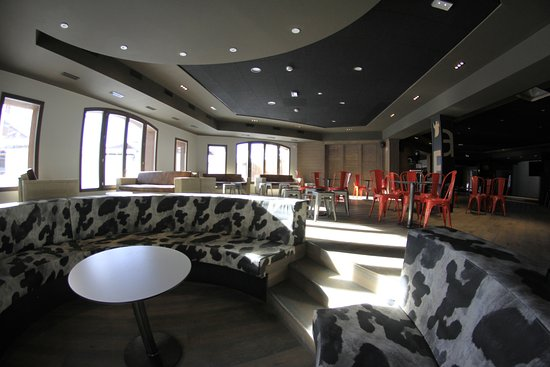 Savoie, França: Espace Bar
