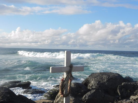 Paia, HI: memorial