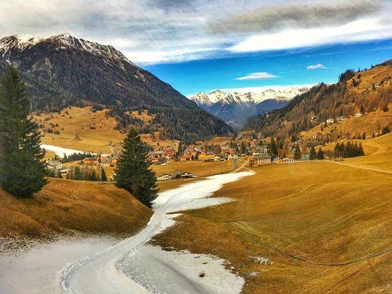 La Punt-Chamues-ch, Switzerland: Albula Pass