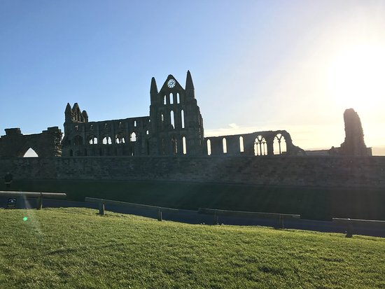 Whitby Abbey: Whitby Abby