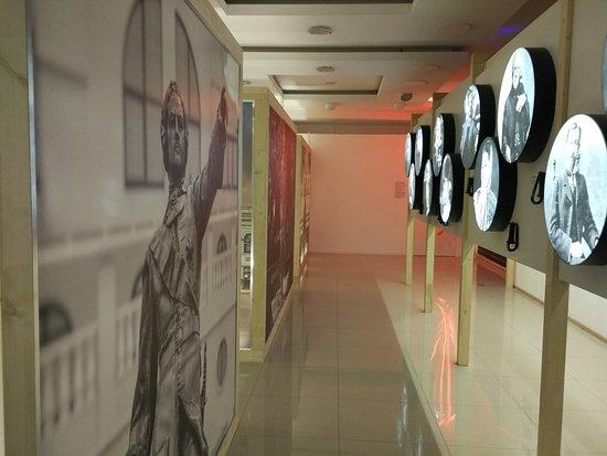 Interactive Museum BIM