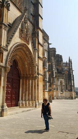 Batalha, Portugal: монастырь