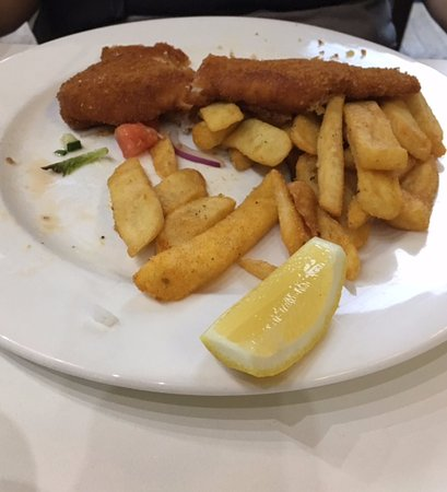Speers Point, Australia: Schnitzel of what come be eaten
