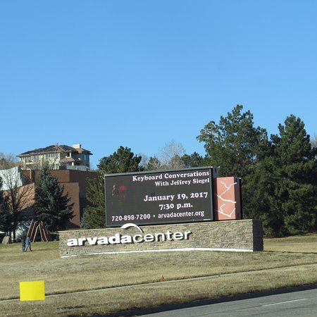 Arvada Center Arvada CO