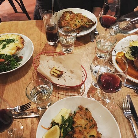 Thornbury, Australia: Winter in the northern suburbs is bearable with this comfort food!
