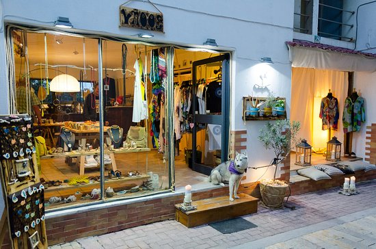 Skiathos Town, Greece: Love handmade!