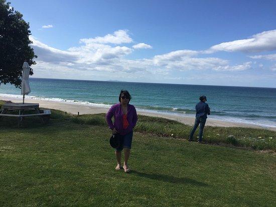 Papamoa, Новая Зеландия: Paradise for us.😊