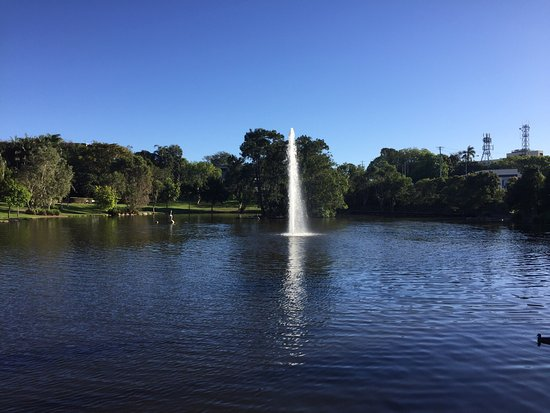 Caboolture, Australien: A few shots of the lake on a beautiful morning walk