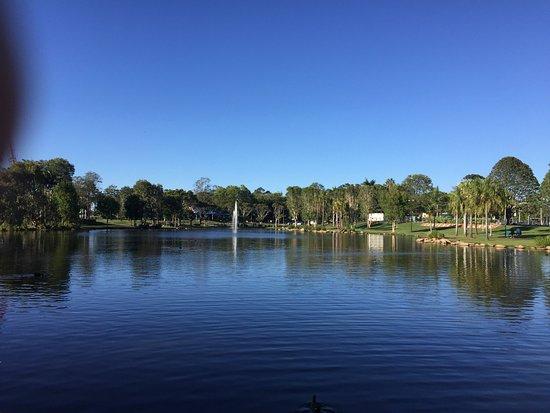 Centenary Lakes