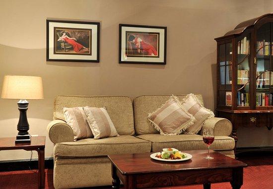 Worcester, Republika Południowej Afryki: Lobby Lounge Seating Area