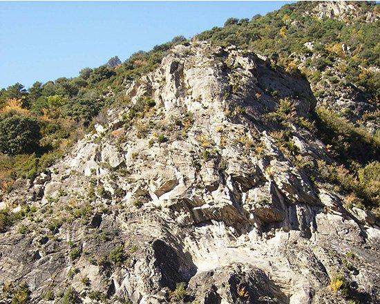 Sant Julia de Loria, Andorra: Vía Ferrata El Tossal Gran d'Aixovall