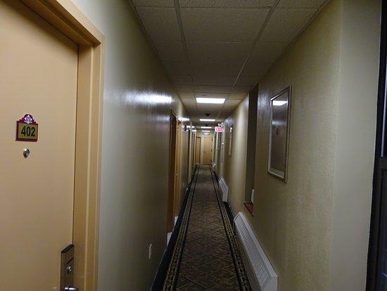 時代廣場艾康諾旅館張圖片