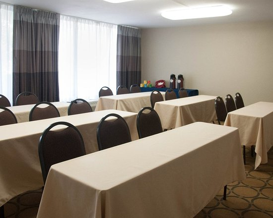 Quality Inn Phoenix Airport: Meeting Room