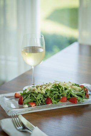 The King and Prince Beach and Golf Resort: ECHO Arugula Salad