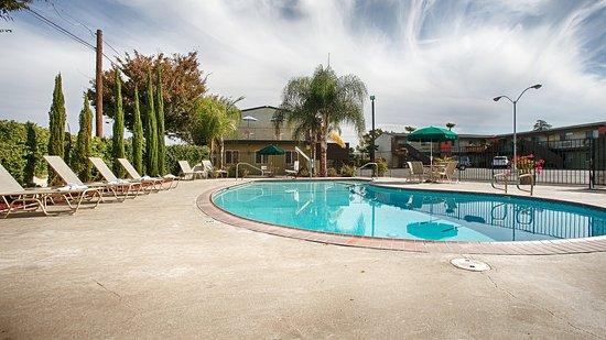 Lodi, Californië: BEST WESTERN Royal Host Inn