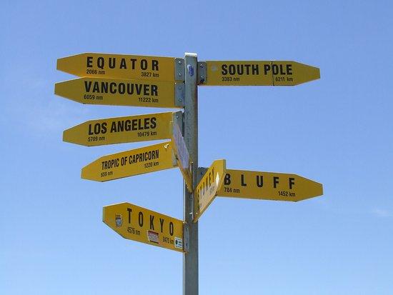 Kaitaia, New Zealand: Cape Reinga