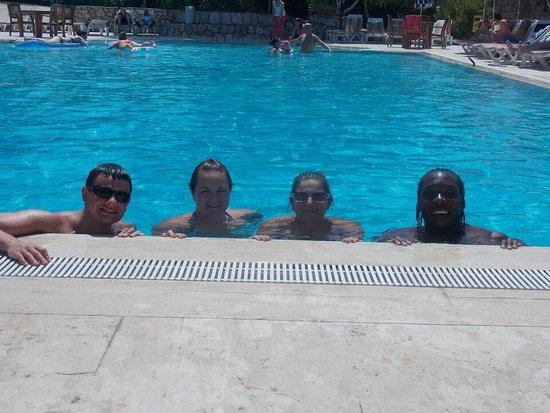 Saray Hotel: Great holiday!
