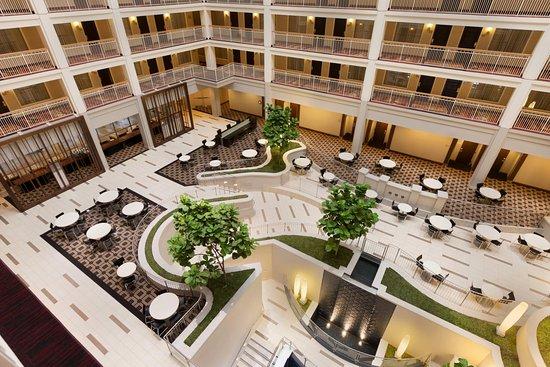 Embassy Suites by Hilton Chicago Downtown: Atrium View