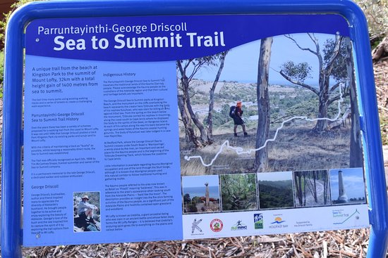 Sea to Summit Trail