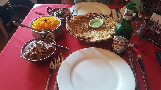 Tamarin Indian Restaurant Bathurst: 20170119_193215_large.jpg