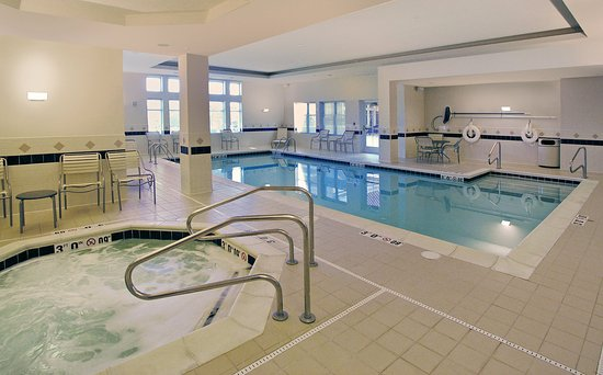 Residence Inn Chesapeake Greenbrier: Pool