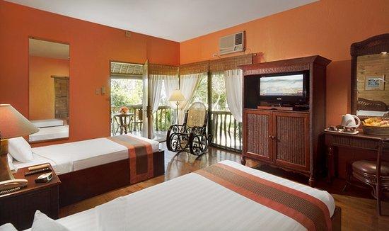 Dauis, Philippines: Superior Room
