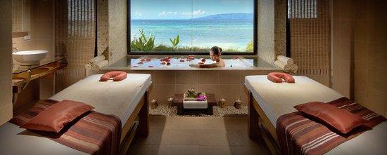 Dauis, Philippines: Mithi Spa Massage Room