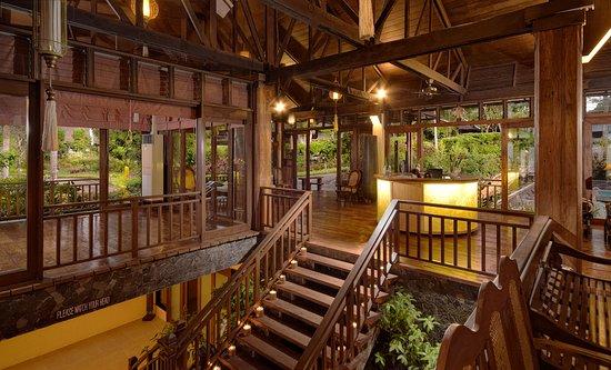 Dauis, Philippines: Mithi Spa Receiving Area