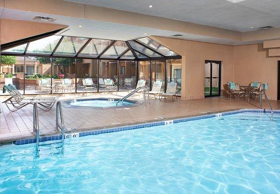 Mendota Heights, Μινεσότα: Indoor Pool & Hot Tub