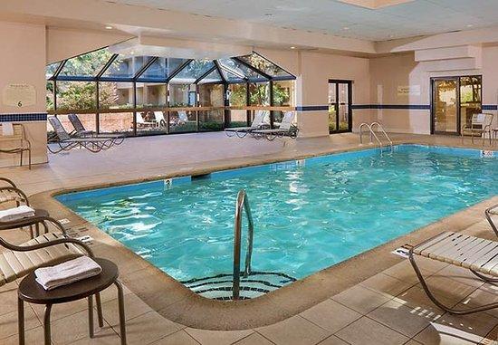 Hunt Valley, Μέριλαντ: Indoor Pool