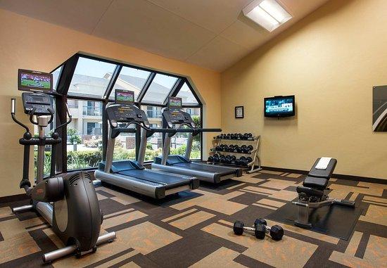 Rancho Cordova, كاليفورنيا: Fitness Center