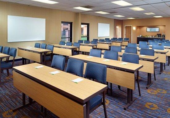 Hapeville, GA: Meeting Room - Clasroom Setup