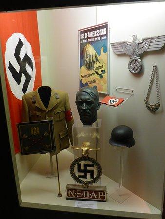 Abilene, KS: Nazi Memorabilia