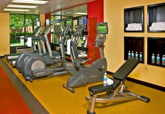 Dulles, VA: Fitness Room