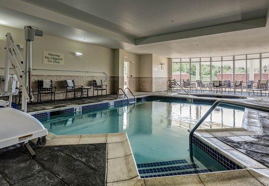 Hadley, MA: Indoor Pool