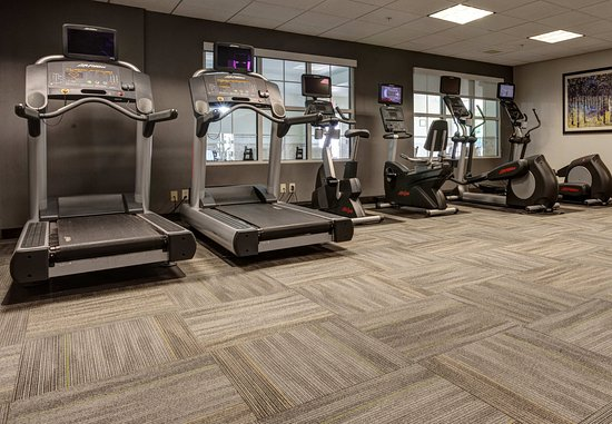 Hadley, MA: Fitness Center