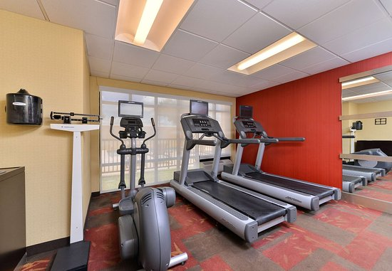 Laredo, TX: Fitness Center