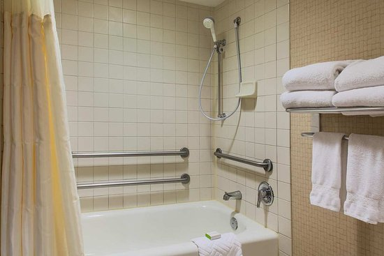 DoubleTree by Hilton Grand Junction: Accessible Bathroom