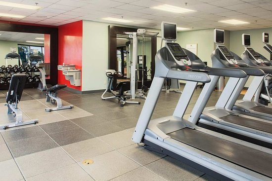 DoubleTree by Hilton Grand Junction: Fitness Center