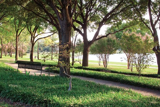 Farmers Branch, TX : Hotel Grounds